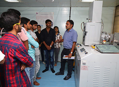 RVCE Campus Visit