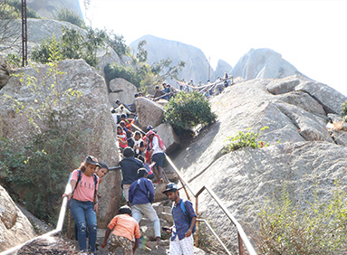 Shivagange Cleanup and Trekking Trip
